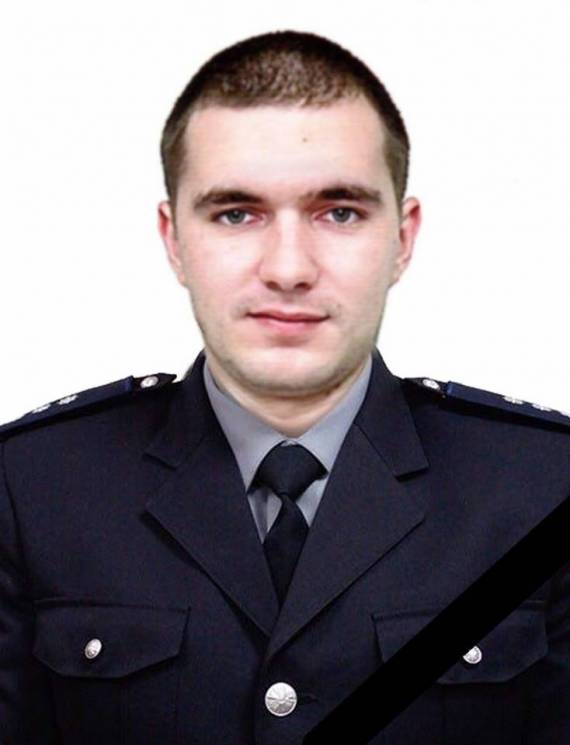 Полицейский, которого ранил стрелок в Одессе, умер