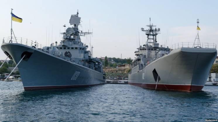 Повернення техніки з Криму коштуватиме мільярди, - екс-командувач ВМС
