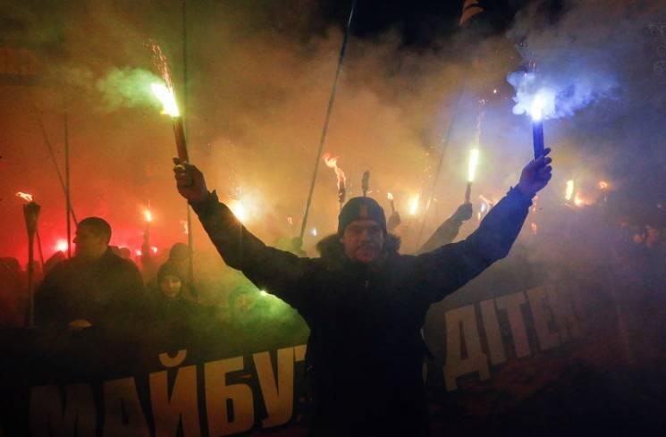 """Війни """"правих"""": З чим підуть на вибори Білецький і Тягнибок"""