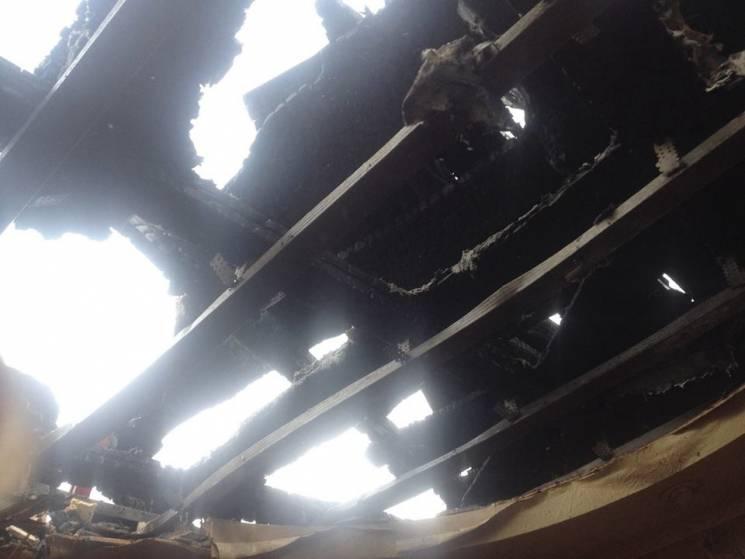 ВХарькове полыхает швейный цех, эвакуировали 70 человек