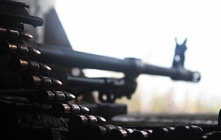 Штаб: Вовремя минометного обстрела боевиков скончался военнослужащий ВСУ
