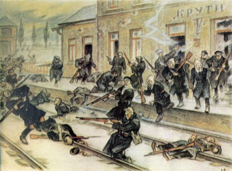 Чим бій під Крутами нагадує українцям реалії сьогодення