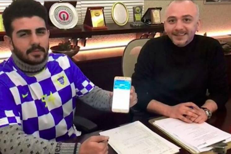 Турецкий клуб впервый раз вистории купил футболиста забиткоины