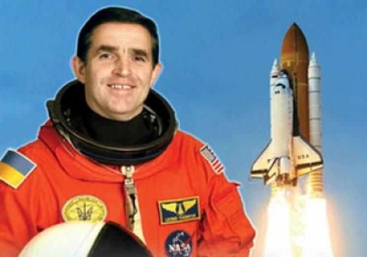 Ушел изжизни 1-ый  космонавт Украины Леонид Каденюк
