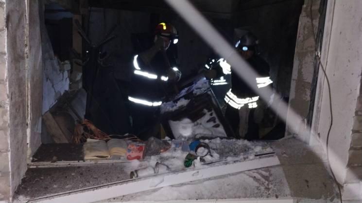 На Луганщині вночі вибухнув будинок культури (ФОТО)