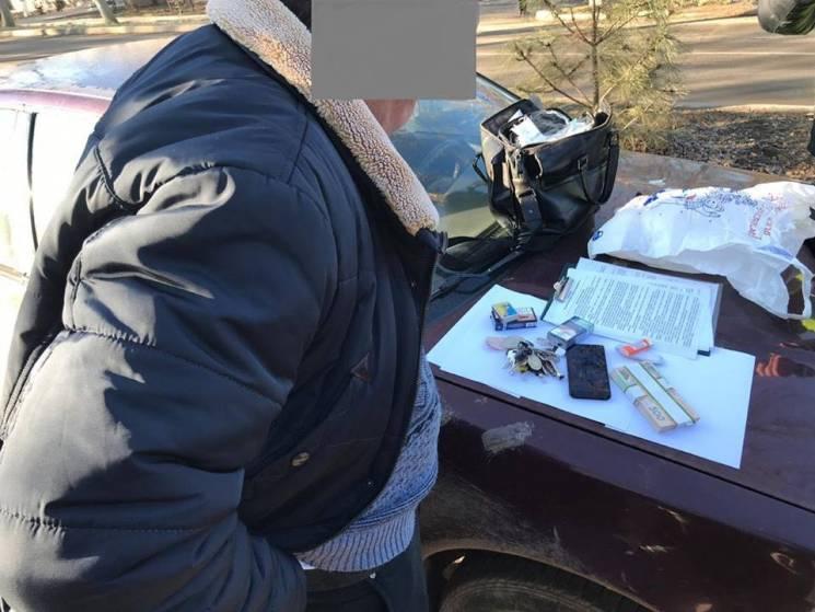 Голова сільради на Одещині попався з хабарем у 60 тисяч