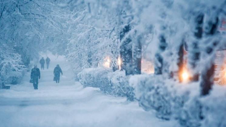 Морози та снігопади: Якою буде погода в…