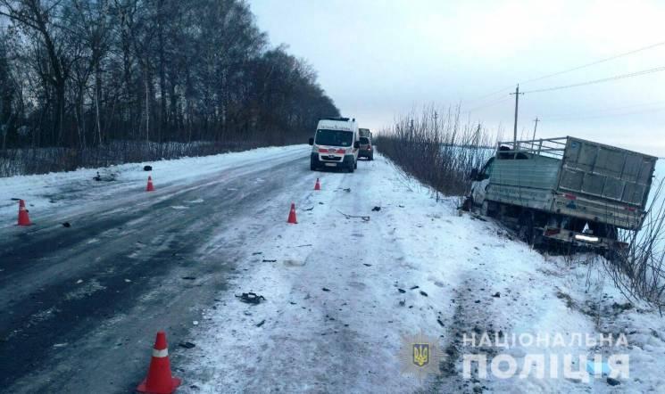На Внниччині в ДТП загинув 11-річний хлопчик