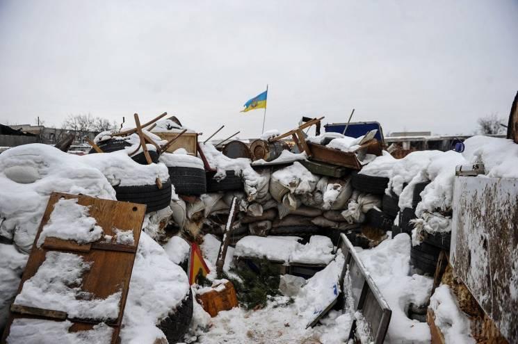 Війна на Донбасі: Якою була ООС під час Новорічно-Різдвяних свят (КАРТА)