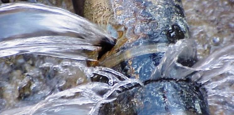 Через прорив на водогоні без води залиши…
