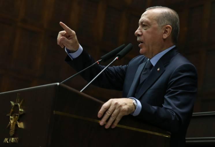 Мрія Ердогана: Чи дозволять США винищити сирійських курдів