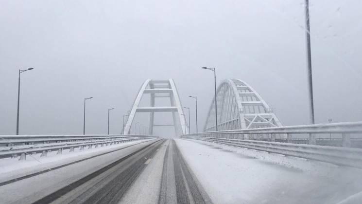 """У мережі висміяли фото """"ажіотажу"""" на Керченському мосту"""