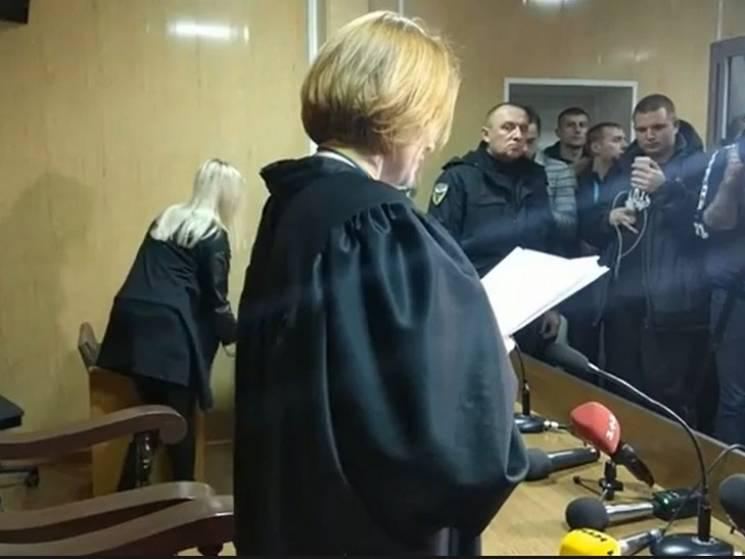 У Полтаві суд обрав запобіжний захід підозрюваній у ДТП, внаслідок якої загинув підліток (ВІДЕО)