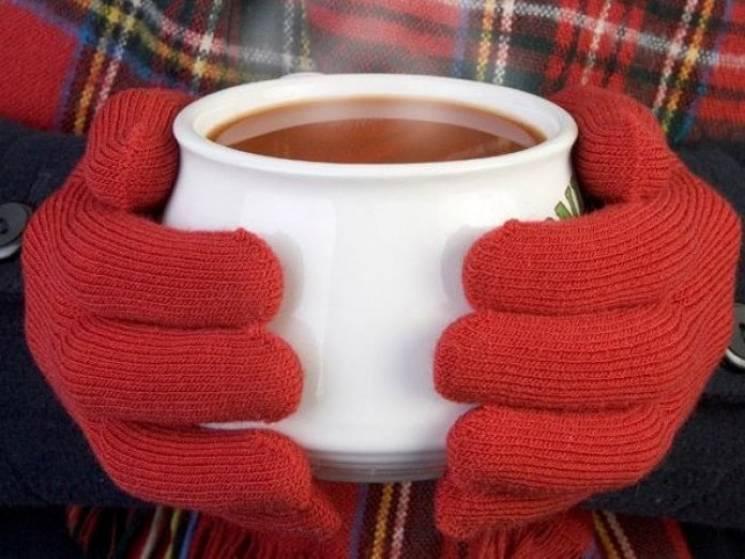 Де сумчани можуть безкоштовно випити чаю у лютий мороз