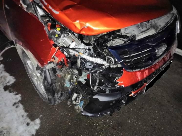 На Кубані водій іномарки збив пішохода