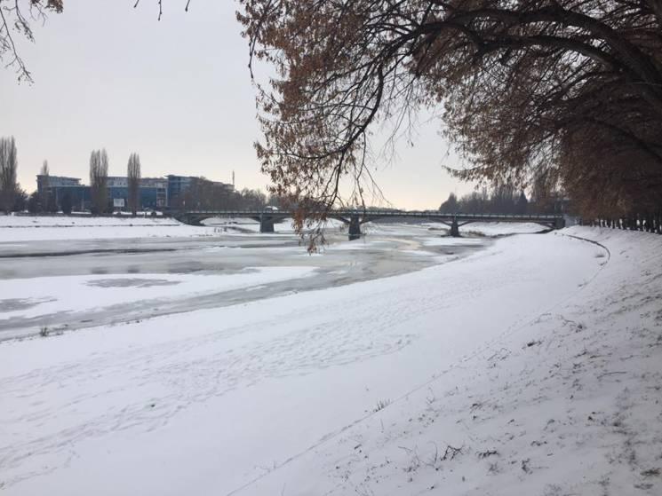 Закарпаття: Прогноз погоди на 11 січня - без істотних опадів