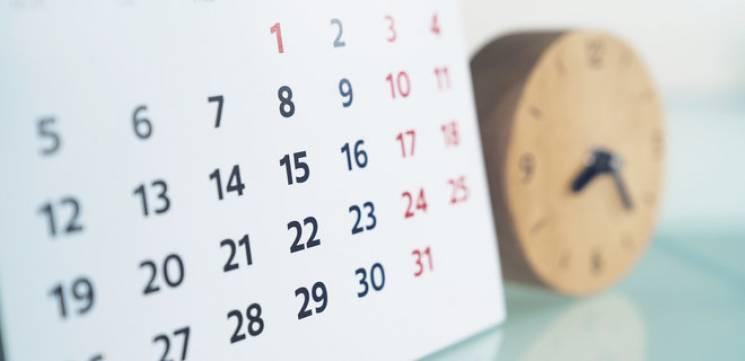 Вихідні - 2019: Кияни відпрацюють лише три суботи