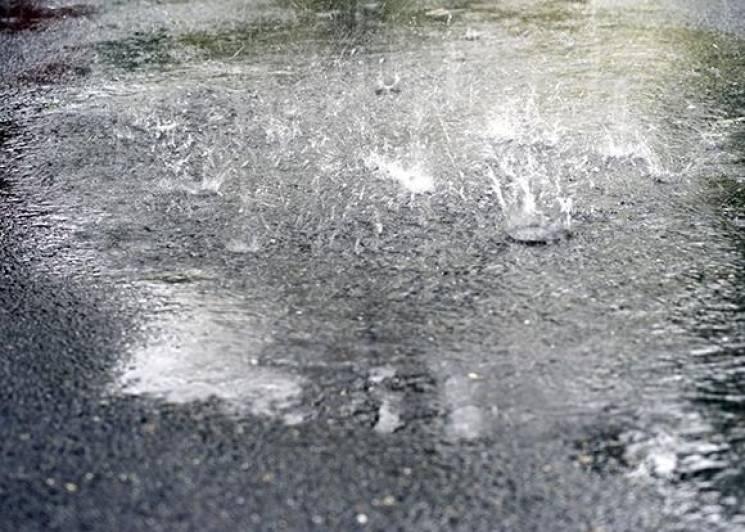 На Кубані на вихідних очікуються сильні дощі
