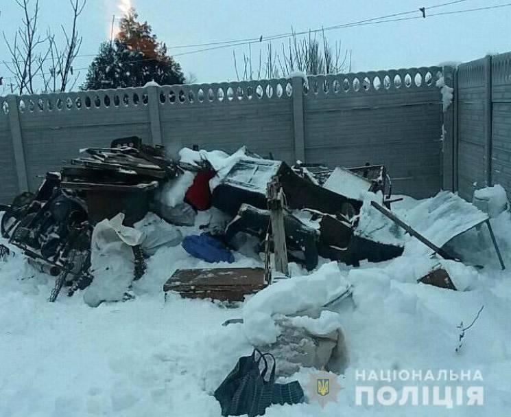 На Запоріжжі чоловік незаконно назбирав півтори тонни металобрухту (ФОТО)