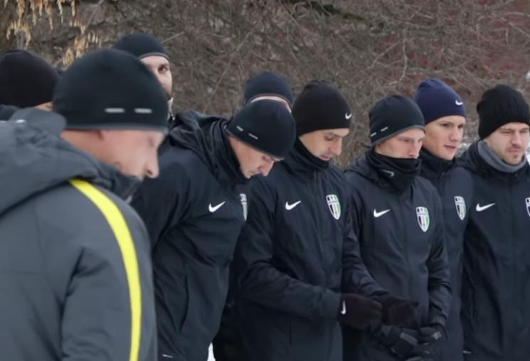 Ще один амбіційний український футбольний клуб шукає форварда в Бразилії (ВІДЕО)