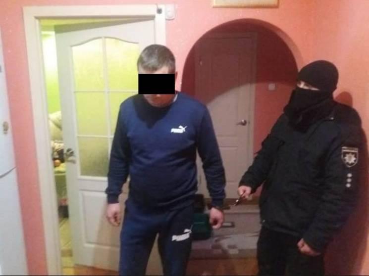 У Павлограді затримали організатора крупного наркоугрупування