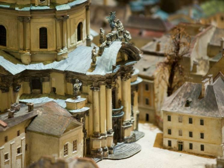 Як виглядав Львів 250 років тому (ФОТО)