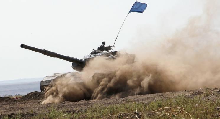 Доба в ООС: Бойовики тричі атакували ЗСУ і понесли втрати