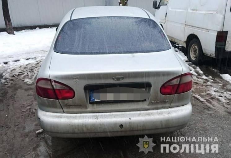 У Запоріжжі затримали іноземця-автокрадія (ФОТО)