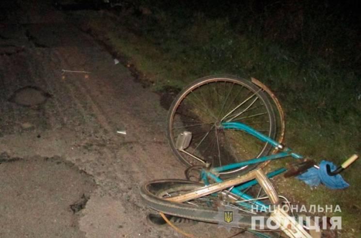 На Полтавщині до 5,5 років позбавлення волі засудили водія, що на смерть збив велосипедиста
