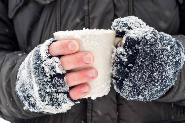 Як в Ужгороді рятують від холоду безхатьків (ВІДЕО)