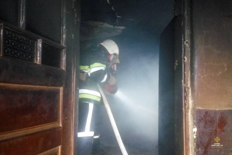 На Тернопільщині згоріло одразу троє людей