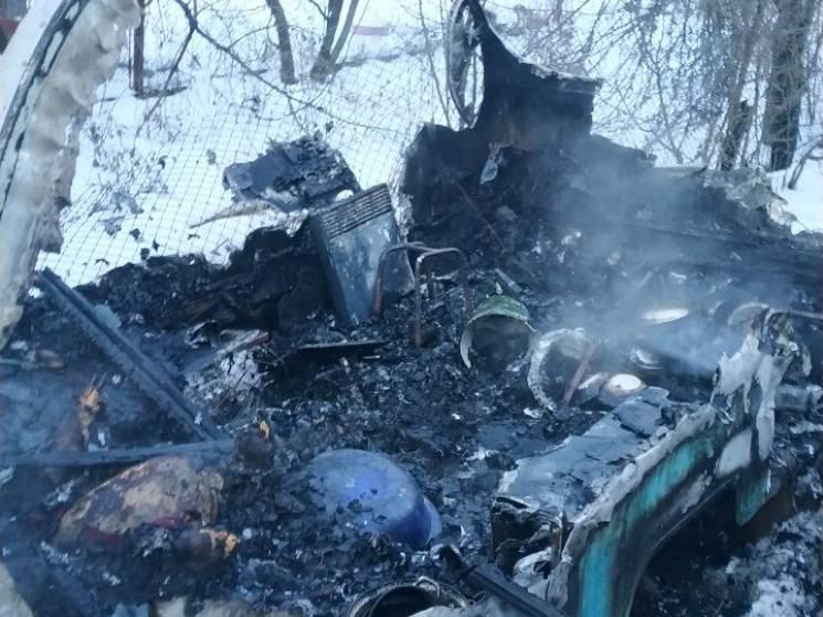 На Закарпатті у пожежах загинуло троє людей