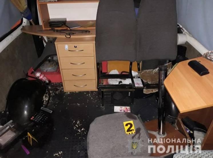 У Запоріжжі злочинець напав з ножем на перехожого (ФОТО)