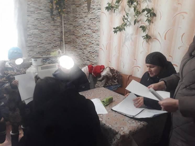 На Вінниччині в опікунів забрали трьох дітей (ФОТО)