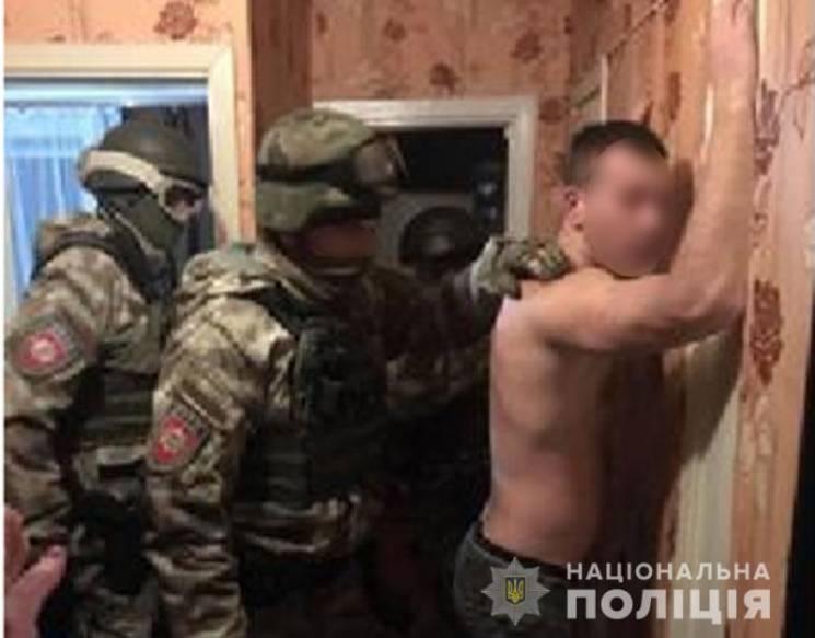 На Полтавщині затримали третього учасника банди рекетирів, що тероризувала жителів Гадяцького району