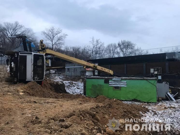 В одеській поліції надали коментар стосовно загибелі чоловіка на будівельному майданчику