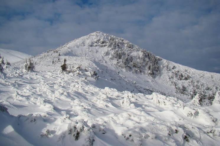 У Карпатах прогнозують сніголавинну небезпеку