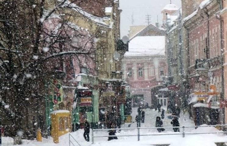 Закарпаття: Прогноз погоди на 14 січня - сніжитиме