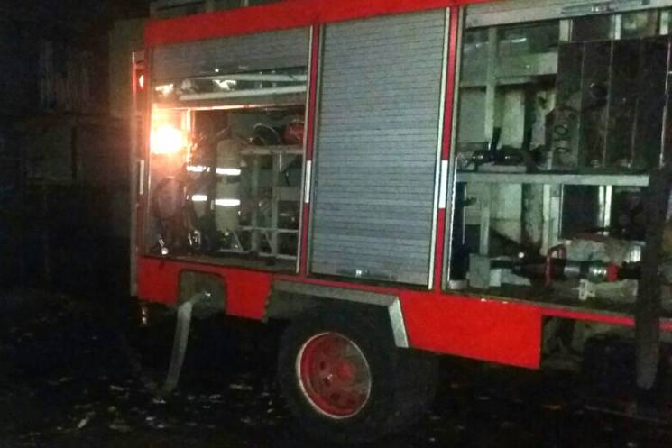 На Полтавщині у власному будинку згоріла…