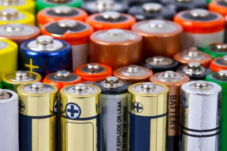 Куди в Києві нести використані батарейки (КАРТА)