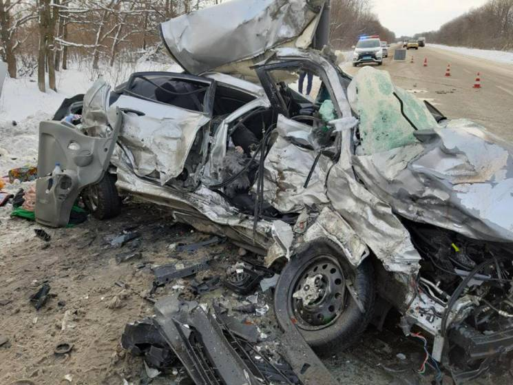 На Харківщині відкрили справу через ДТП з чотирма загиблими (ФОТО)