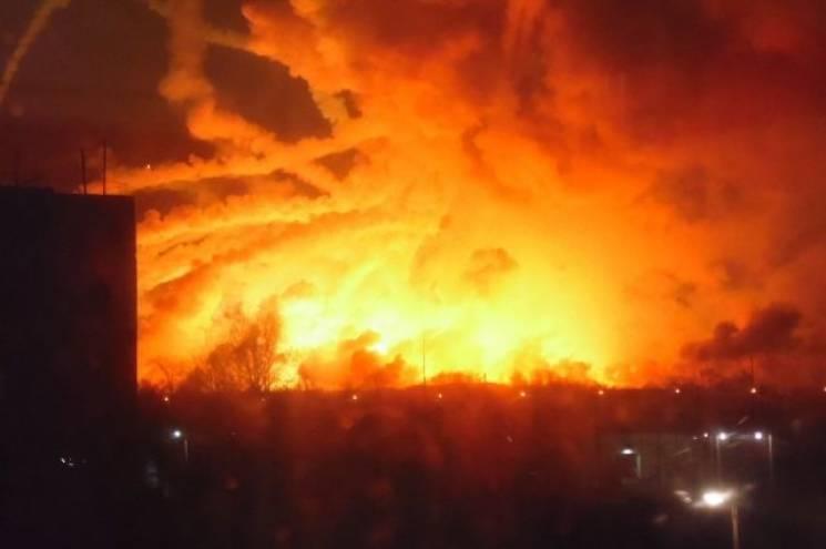 В окупованому Алчевську пролунав вибух: Очевидці розповідають про спалах