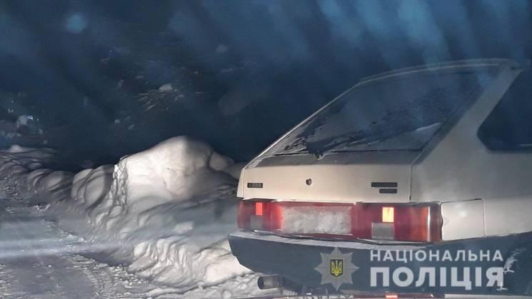 Поліція за добу зловила п'яних водіїв у трьох районах Закарпаття (ФОТО)