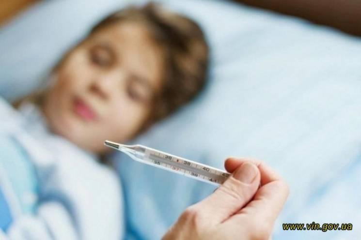 Епідемії ГРВІ та грипу на Вінниччині немає