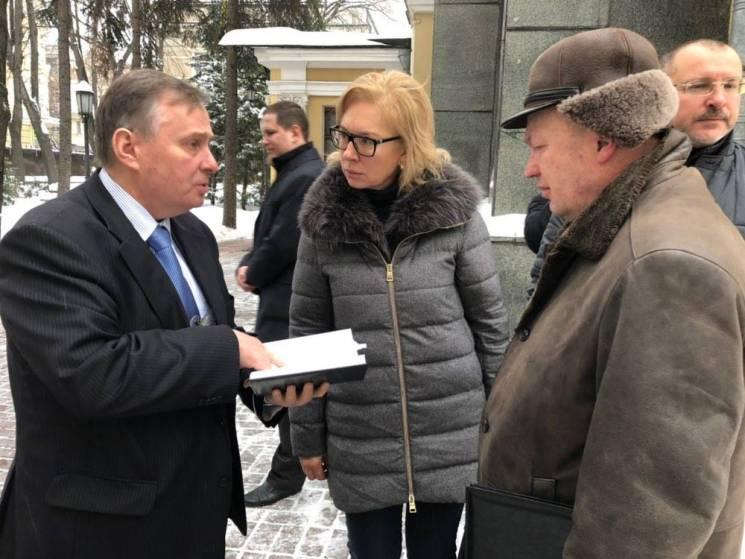 Москалькова отменила встречу с Денисовой (ФОТО)
