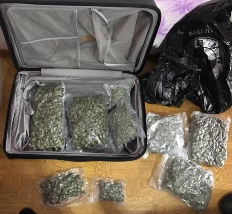 Запорізькі наркоторговці налагодили постачання елітної марихуани на Росію та в країни ЄС (ФОТО)