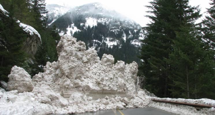 На Закарпатті існує загроза зсувів снігу…
