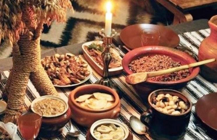 Переддень Богоявлення, Водохресний святвечір: Готуйте Голодну кутю і не їжте до вечері