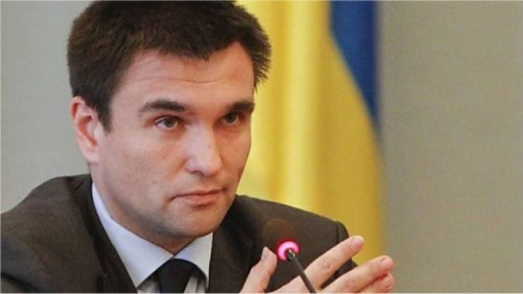 Клімкін анонсував розірвання ще півсотні угод з Росією