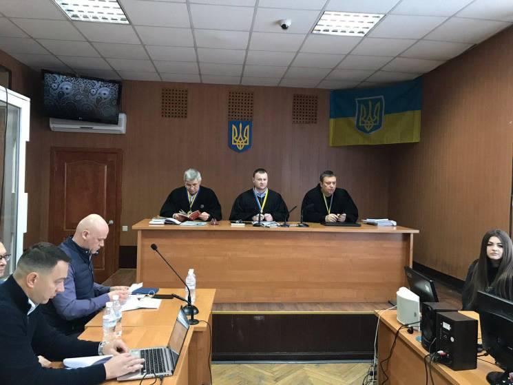 Справа одеського мера Труханова: Після суточок у суді прокурори САП просять захисту
